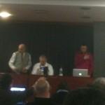 conferenza ufologica con piergiogio caria e giorgio bongiovanni 21.04.2013 addaura park hotel palermo
