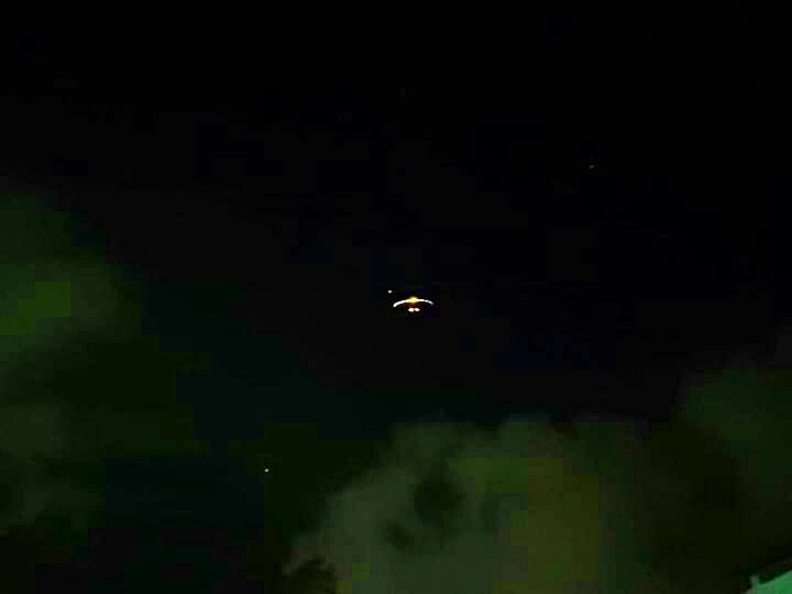 CILE UFO 23 MARZO 2020