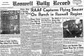 AMMISSIONI U.F.O. DAL PASSATO 16 GENNAIO 1957