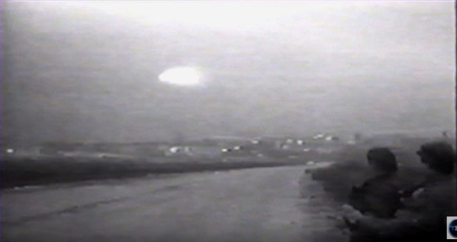 ATTERRAGGIO UFO IN RUSSIA OTTOBRE 1995 foto 2