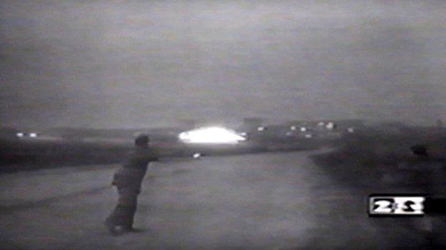 ATTERRAGGIO UFO IN RUSSIA OTTOBRE 1995