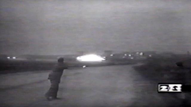 ATTERRAGGIO UFO IN RUSSIA OTTOBRE 1995 foto 3