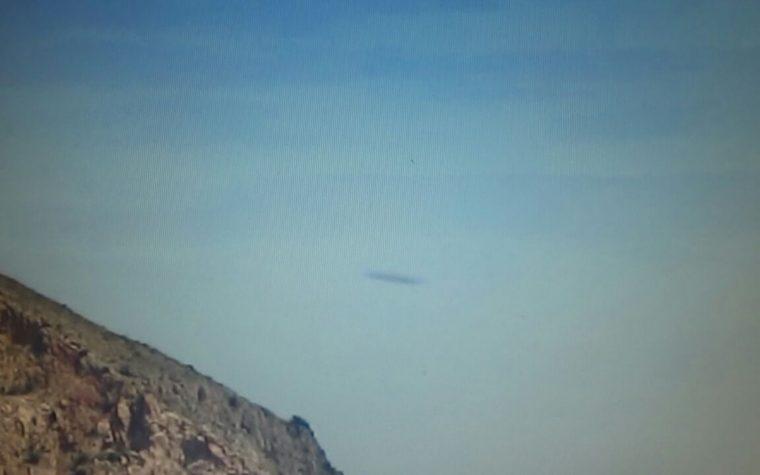 AVVISTAMENTO UFO A PALERMO IL 23 APRILE 2015
