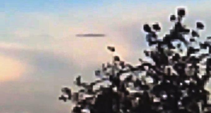 BIELORUSSIA ENORME UFO RIPRESO A MAGGIO 2016 grodno foto 1