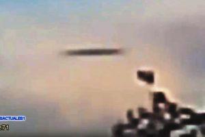 BIELORUSSIA ENORME UFO RIPRESO A MAGGIO 2016