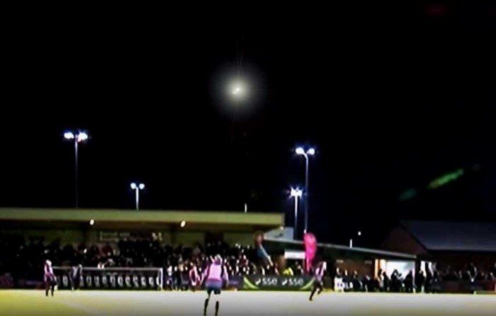 BOREHAMWOOD UFO SU STADIO 7 FEBBRAIO 2019