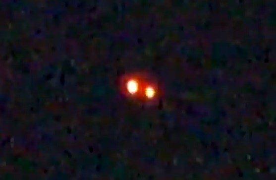 BRÜGG BELGIO UFO RIPRESO 14 MARZO 2018