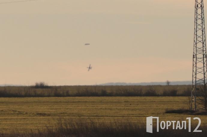 BULGARIA AEREI MILITARI INSEGUONO UFO 14.01.2016 foto 1