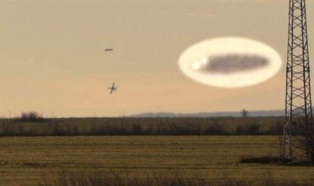BULGARIA AEREI MILITARI INSEGUONO UFO 14.01.2016 foto 2