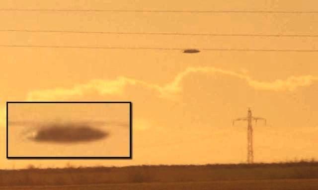 BULGARIA AEREI MILITARI INSEGUONO UFO 14.01.2016