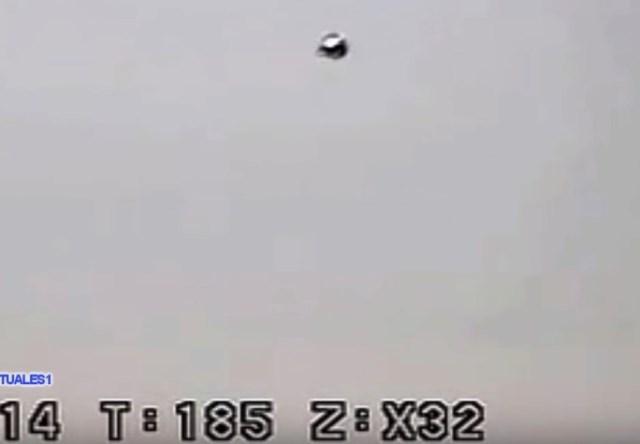 CILE UFO FILMATO IL 4 AGOSTO 2015 A LIMACHE foto 1
