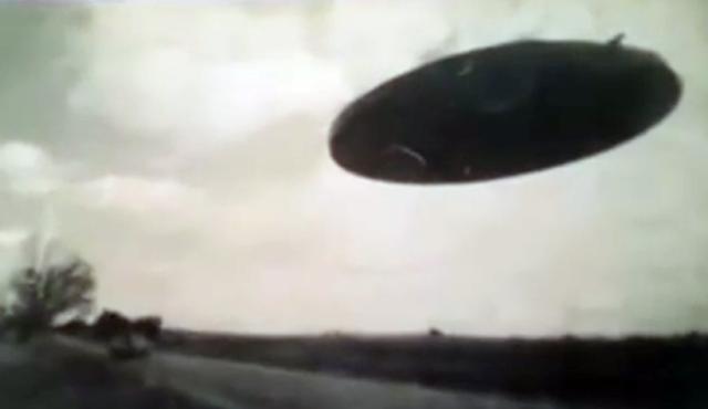 COLIMA FOTO UFO DAL PASSATO 1958