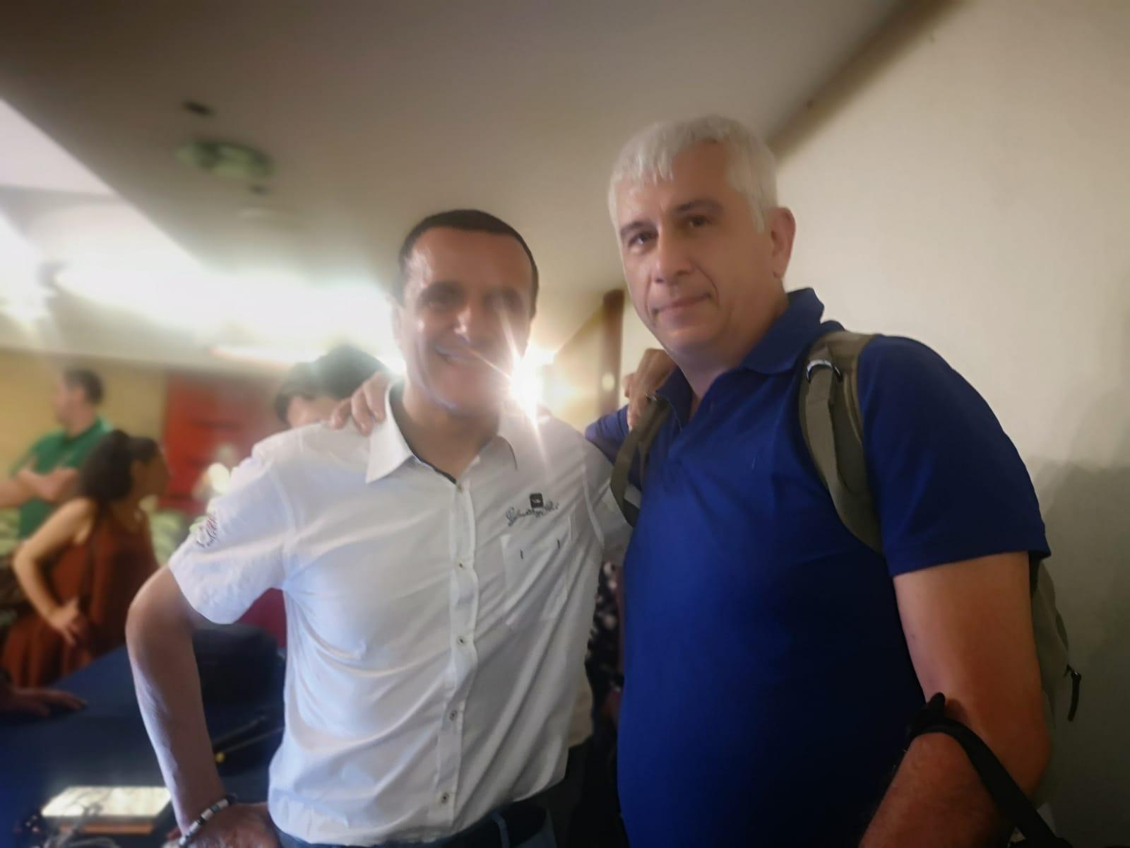 CONFERENZA UFO A PALERMO CON MIO INTERVENTO