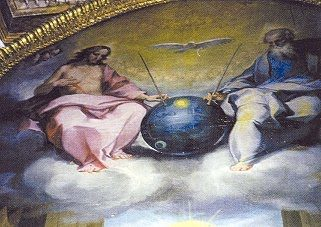 DIPINTI DEL MISTERO L'UFO DEL BONAVENTURA SALIMBENI