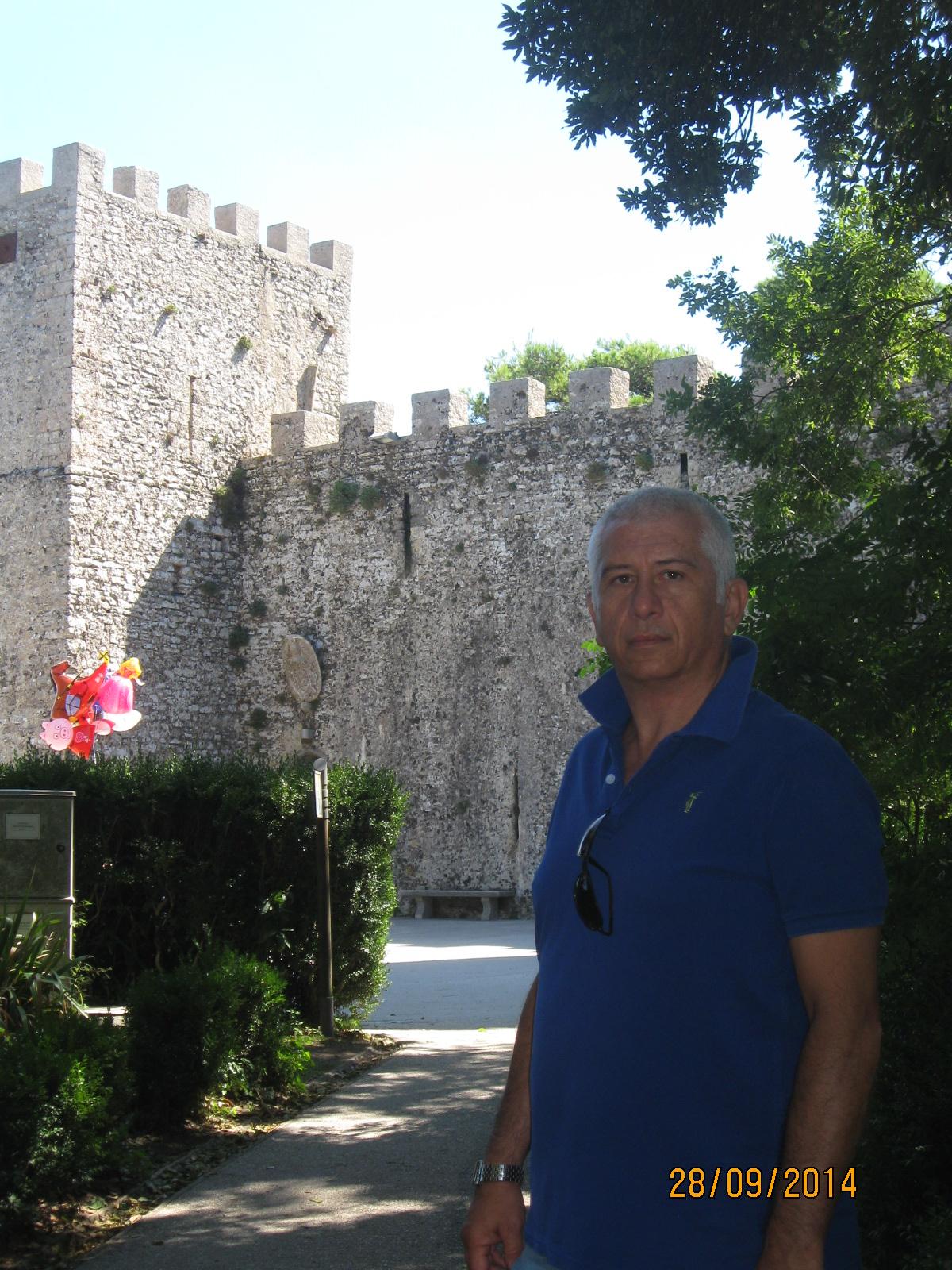 ERICE  28.09.2014 CASTELLO DI VENERE