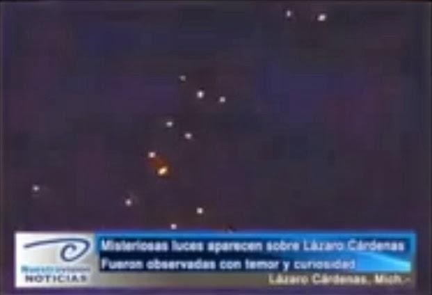 FLOTTILLAS USO IL 01 DICEMBRE 2013 IN MESSICO