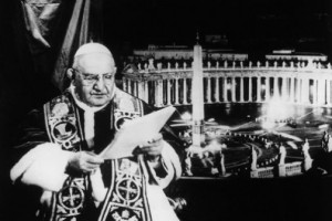 GIOVANNI XXIII E IL SUO I.R.3 A CASTEL GANDOLFO