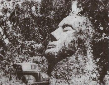 SCULTURA GUATEMALTECA FA IMPAZZIRE GLI ARCHEOLOGI