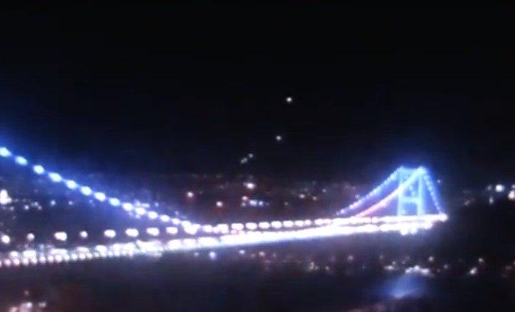 ISTANBUL FLOTTILLAS UFO IL 01 DICEMBRE 2012
