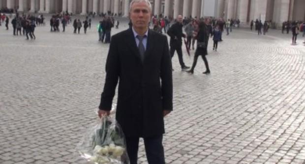 L' APOCALISSE DI ALI AGCA ROMA 27 DICEMBRE 2014