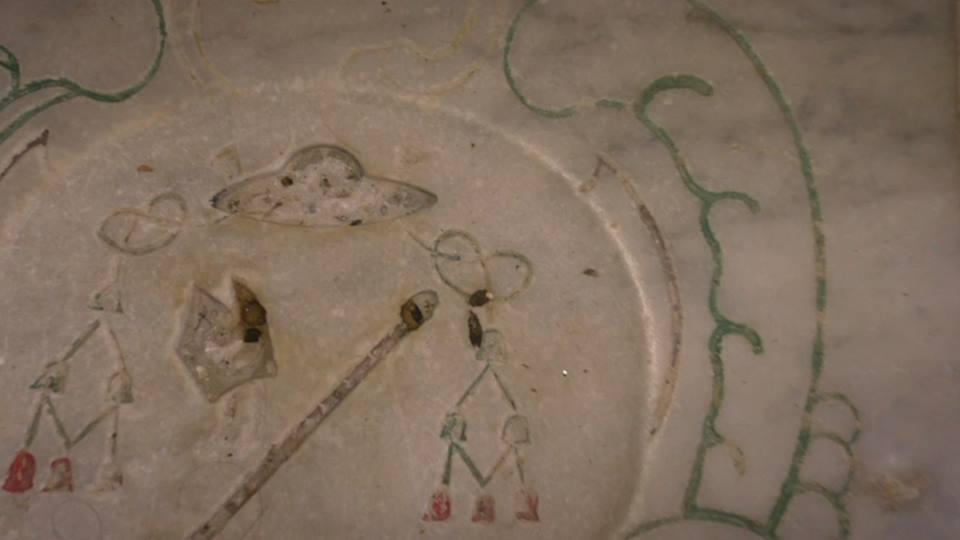L' UFO DELLA CHIESA DI SAN LEON A MESSINA foto 4