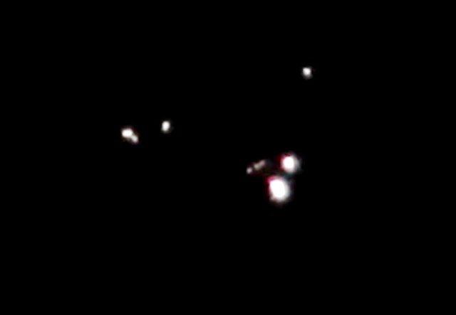 LEWISBURG MISSISSIPPI UFO FILMATO IL 26 FEBRAIO 2015