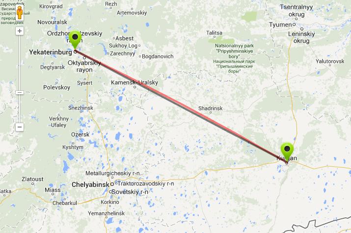 METEORA IN RUSSIA 10 OTT. 2013 RIPRESE MOSTREREBBERO ALTRO