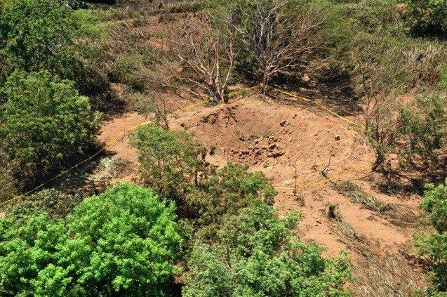 METEORITE CADE IN NICARAGUA LA NOTTE TRA IL 6 E 7 SETTEMBRE 2014