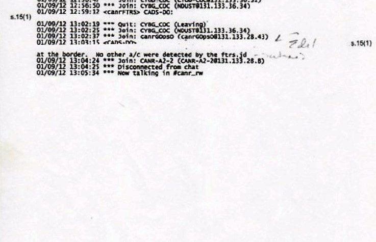 NORAD 75 CASI AVVISTAMENTI UFO ACCERTATI ALL'ANNO