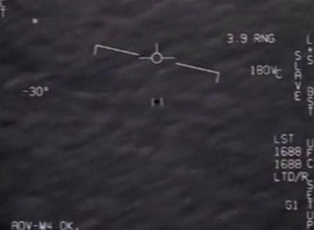 NOVEMBRE 2004 QUELL'UFO CHE CI CONTROLLAVA