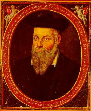 NOSTRADAMUS PARIGI E L'INIZIO DI UNA GRANDE GUERRA Nostradamus
