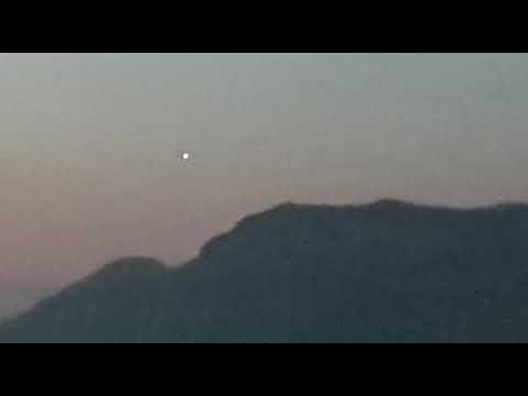 PALERMO UFO 02 GIUGNO 2019