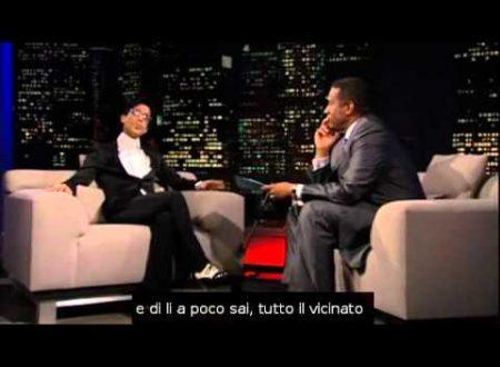 PRINCE E L'INTERVISTA SULLE SCIE CHIMICHE