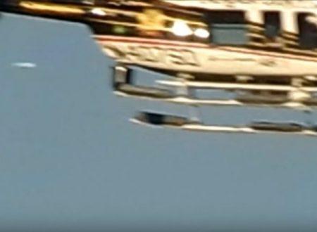 SYRACUSE UFO SEGUE ELICOTTERO 5 NOVEMBRE 2016