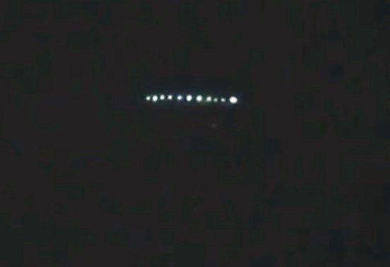 AVVISTAMENTO UFO A LIMA PERU' IL 14 APRILE 2014