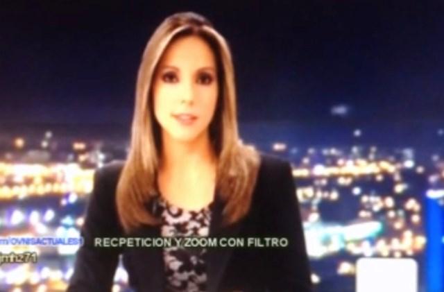 UFO SFRECCIA IN DIRETTA TV IL 10 MARZO 2015 columbia foto 1