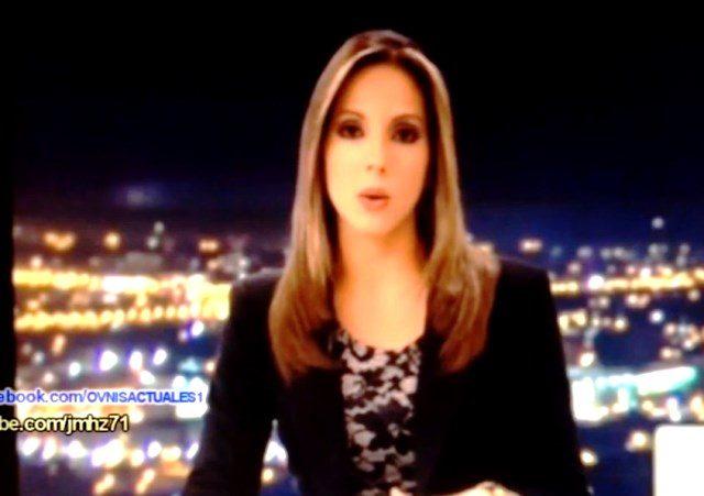 UFO SFRECCIA IN DIRETTA TV IL 10 MARZO 2015