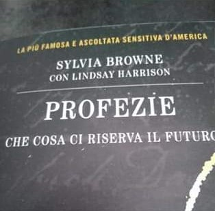 CORONA VIRUS IN UN LIBRO DEL 2009