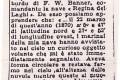 UFO NEL PASSATO DAL DIARIO DEL COMANDANTE BANNER 22 MARZO 1870