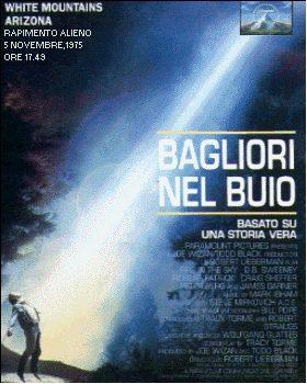 ABDUCTION: BAGLIORI NEL BUIO IL CASO TRAVIS WALTON