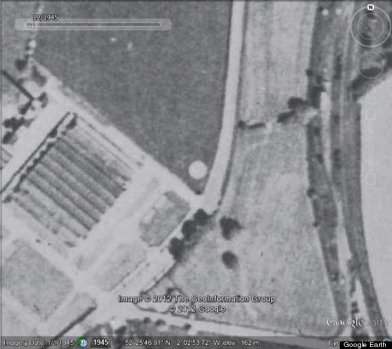 crop circle 1945 durante seconda guerra mondiale foto 3jpg