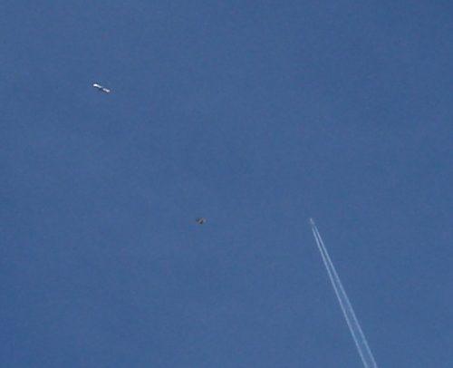 MIO AVVISTAMENTO UFO SU PALERMO IL 13 APR. 2014