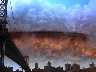 foto tratta dal film independence day