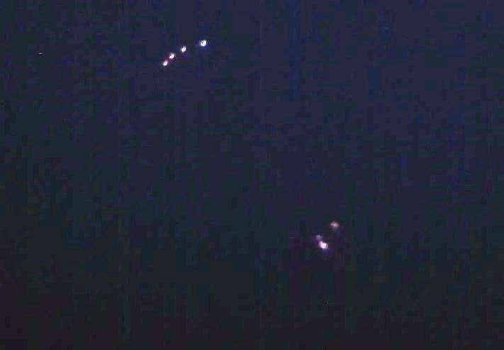 FLOTTILLAS UFO IN NEW MESSICO 21 APRILE 2014
