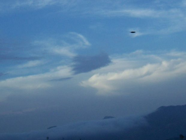 UFO O DRONE FOTOGRAFATO A CASTELBUONO 24 MAGGIO 2014