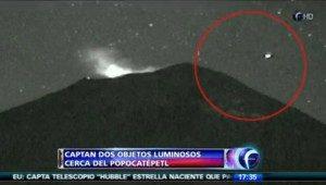 POPOCATEPETL VIDEO DI UN UFO 6 FEBBRAIO 2013