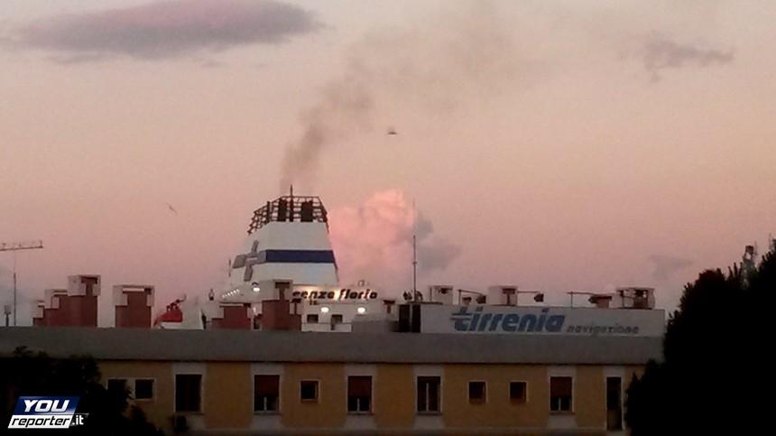 AVVISTAMENTO UFO PALERMO IL 30 MAGGIO 2014